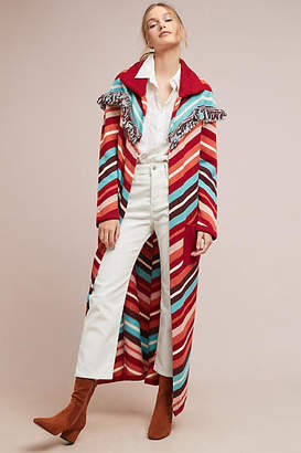 Hayley Menzies Sunset Striped Cardigan