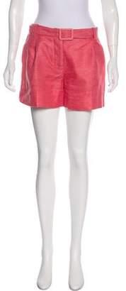 Stella McCartney Linen-Blend Shorts
