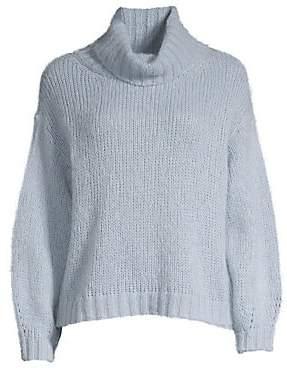 Peserico Women's Alpaca & Wool Blend Turtleneck Sweater
