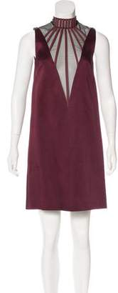 Christopher Kane Embellished Shift Dress w/ Tags