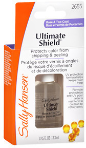 Sally Hansen Ultimate Shield - Fortifying Base & Top Coat