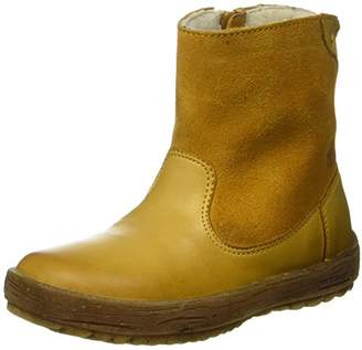 Naturino Unisex Babies Field Walking Baby Shoes Yellow Size: 7.5UK Child