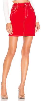 KENDALL + KYLIE Mini Pencil Skirt.