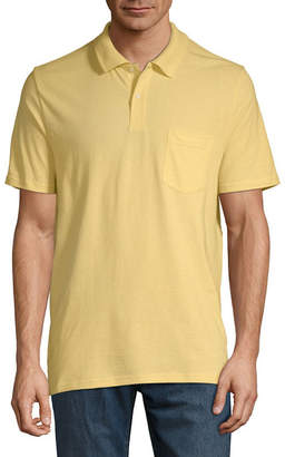 ce21e3003e7 Free Shipping $99+ at JCPenney · ST. JOHN'S BAY Short Sleeve Jersey Polo  Shirt