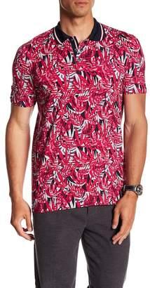 Ted Baker Leaf Print Shirt