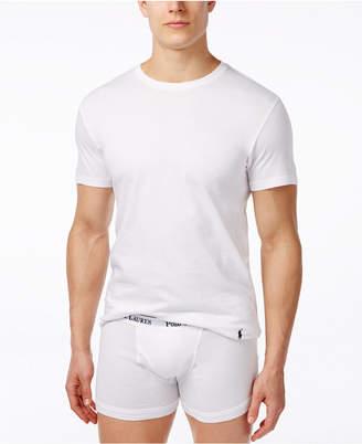 Polo Ralph Lauren 3-Pack +1 Bonus, Crew Neck Tee Shirt
