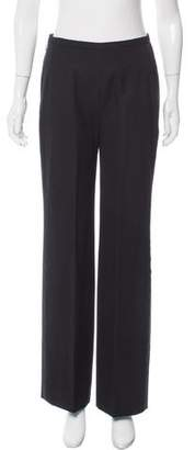 Pierre Balmain High-Rise Wide Leg Pants