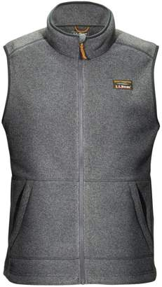 L.L. Bean L.L.Bean Men's Mountain Classic Fleece Vest