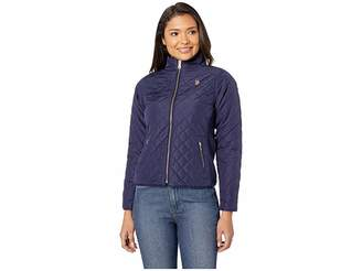 U.S. Polo Assn. Moto Jacket Women's Coat
