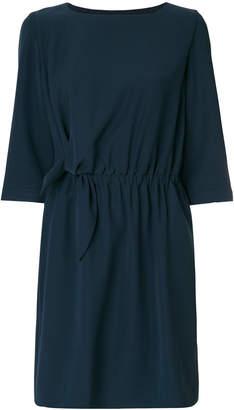 Emporio Armani tie waist dress