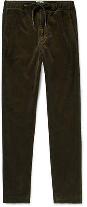 Bellerose Tupelo Drawstring Cotton-Corduroy Trousers