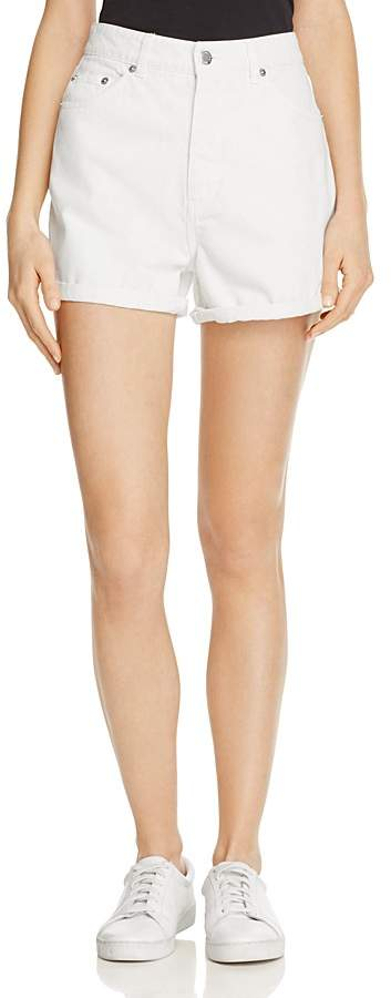 Cheap Monday Cheap Monday Donna Shorts in Summer White