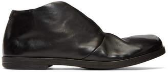 Marsèll Black Listello Boots