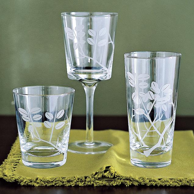 Branch Glassware