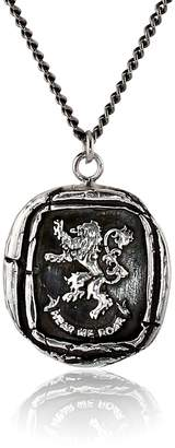 Pyrrha Unisex For HBO's Game of Thrones House Lannister Necklace, 22""