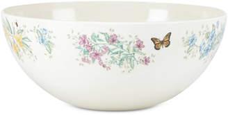 Lenox Butterfly Meadow Melamine Serving Bowl