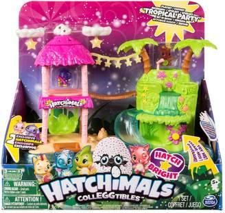 Hatchimals CollEGGtibles Tropical Playset