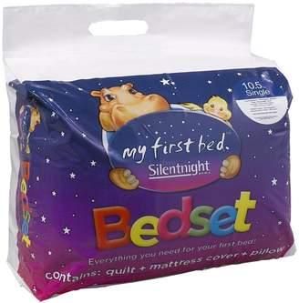 Very Silentnight 10.5 Tog Kids Complete Bed Set