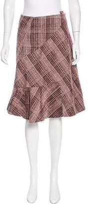 Marni Textured Knee-Length Skirt