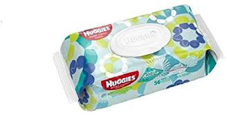 Huggies One & Done Refreshing Baby Wipes, 56 sheets