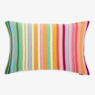Row Pinto Rainbow Stripe Pillow