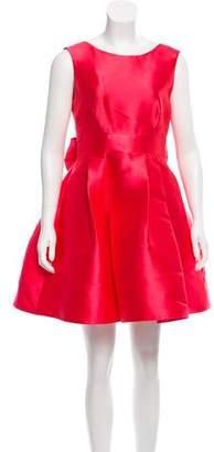 Alexander McQueen Silk Mini Dress w/ Tags