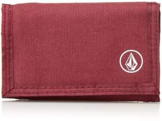 Volcom Men's Full Stone Cloth Wallet Accessory, -, O/S