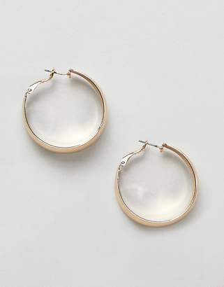 Pieces Wide Hoop Earrings