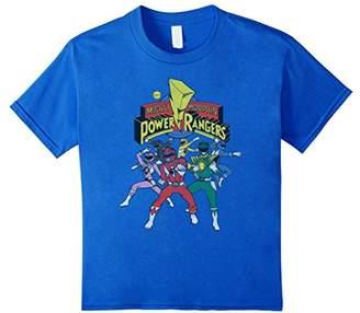 Power Rangers Retro Morphin Time T-Shirt