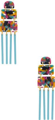 Lele Sadoughi Carnival Earring