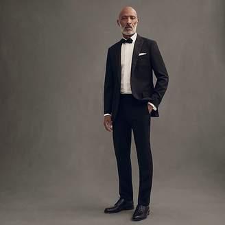 J.Crew Ludlow Slim-fit tuxedo pant in Italian wool