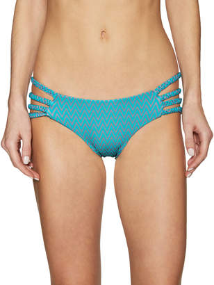 Tori Praver Women's Shyla Braid Bikini Bottom
