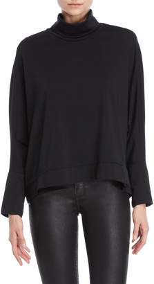 Made In Italy Batwing Turtleneck Tee