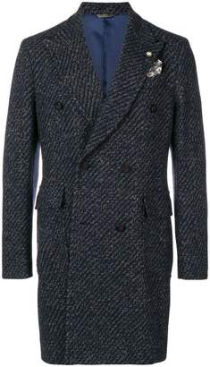 Manuel Ritz winter peacoat