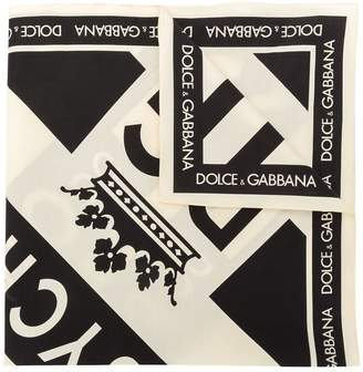 Dolce & Gabbana Psycho scarf