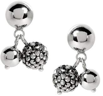 Banana Republic Delicate Pavé Ball Drop Earring