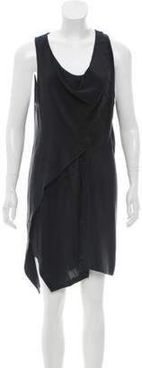 3.1 Phillip Lim Asymmetrical Mini Dress