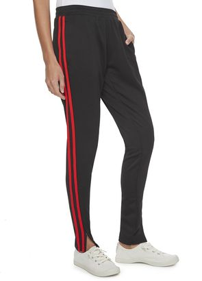 Madden NYC Juniors' Track Pants $40 thestylecure.com
