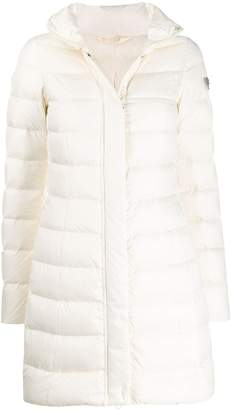 Peuterey fitted padded coat