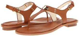 MICHAEL Michael Kors MK Plate Thong Women's Sandals