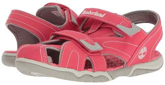 Timberland Kids Adventure Seeker Closed Toe Sandal Girls Shoes