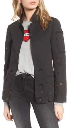 Zadig & Voltaire Vladimir Grunge Jacket