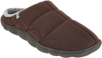 Clarks CLOUDSTEPPERS by Mens Jersey Slippers- Step Rest Clog