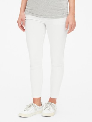 Gap Maternity Full Panel True Skinny Ankle Jeans