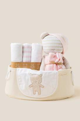 Baby Aspen Beary Special 10-Piece Welcome Gift Set - Beige