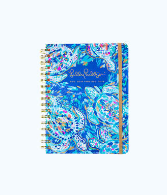 Lilly Pulitzer 2018 - 2019 17 Month Large Agenda