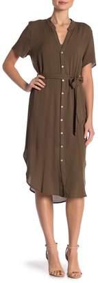 Dee Elly Button Down Dress