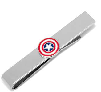 Marvel Captain America Shield Tie Bar