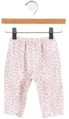 Leon Fleurisse Girls' Corduroy Pants