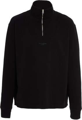 Acne Studios Faraz Logo-Printed Cotton-Jersey Sweatshirt
